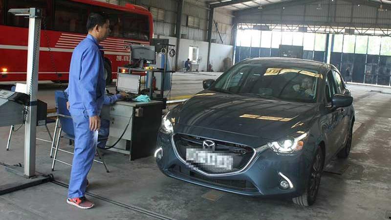 Đăng kiểm xe tại nhà nhanh chóng tại TP.HCM
