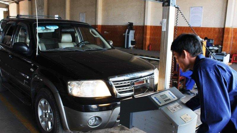 Chu kỳ đăng kiểm xe (2)