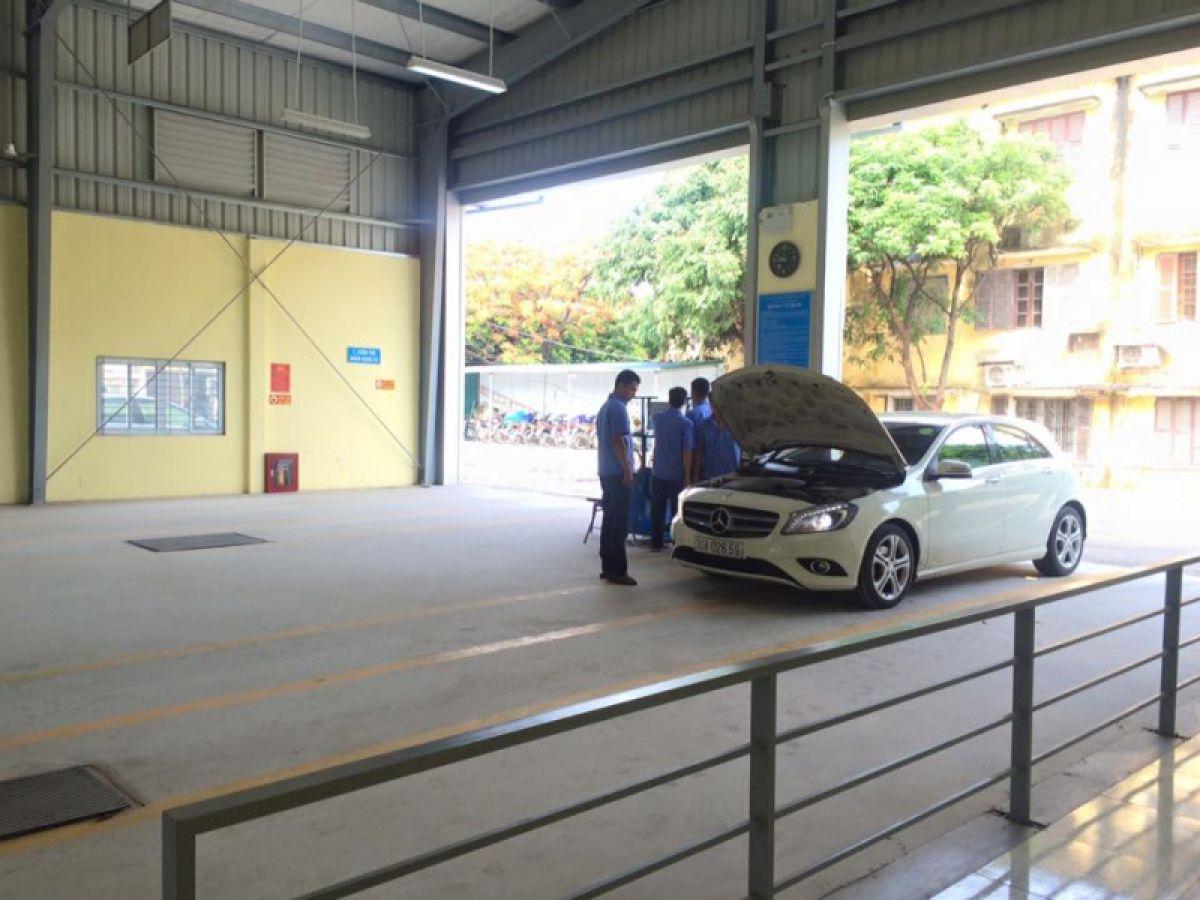 Dịch vụ đăng kiểm xe oto tại nhà (1)