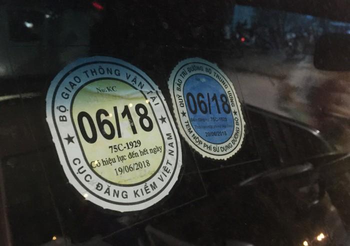 Hết hạn phí đường bộ có phạt không