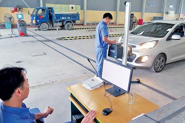Sửa đổi hàng loạt thông tư đăng kiểm xe (1)