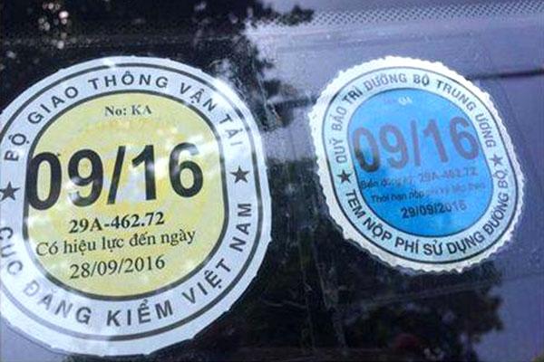 Sửa đổi hàng loạt thông tư đăng kiểm xe