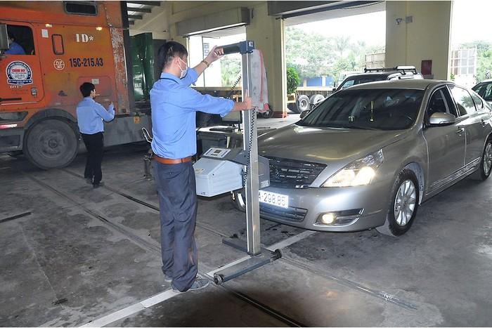 Thủ tục đăng kiểm xe lần 2 nhanh gọn (1)