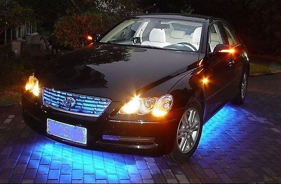 7 Trường hợp bị từ chối đăng kiểm xe ô tô độ đèn